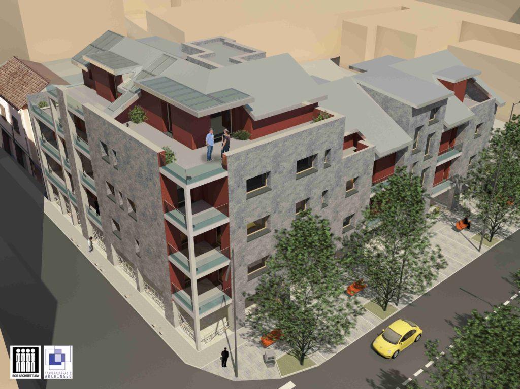 nuovi alloggi a PInerolo